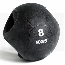 8kg Medicine Ball with Handles