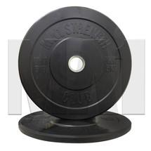 5kg Coloured Rubber Bumper Plate - Pair