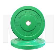 10kg Coloured Rubber Bumper Plate