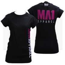 MA1 Female Classic Rash Guard - Main