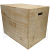 3 in 1 Wooden Plyometric Box - 20, 24 & 30 Inch