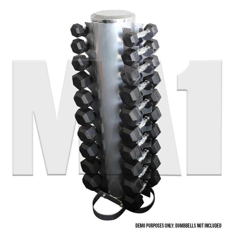 MA1 Upright Dumbbell Rack