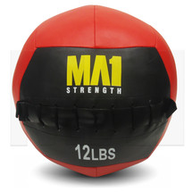 12lb Crossfit Wall Ball - Red