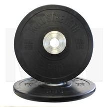 MA1 Pro Bumper Plates Black 5kg (Pairs)