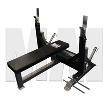 MA1 Elite Comp Bench Press - Angle