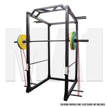 MA1 Pro Cage - loaded