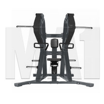 MA1 Club Series - Plate Loaded Low Row