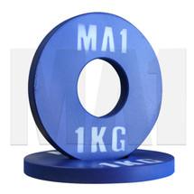 MA1 Olympic Pro Steel Plate 1kg