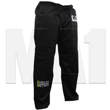 MA1 Rip Stop Kimono Pants - Black - Main