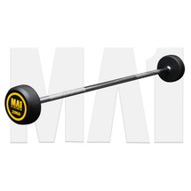 MA1 Fixed Rubber Barbell 20kg