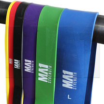 Resistance Power Bands set of 6