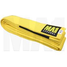 MA1 Kids BJJ Kimono Belt - Yellow