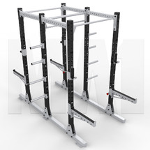 MA1 Athlete Series Double Sided Power Rack