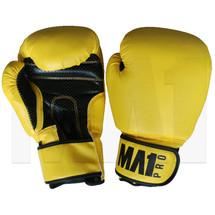 MA1 Pro Gloves - Yellow_main