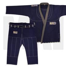 MA1 Premium Competition Series Gi - Navy/ Grey
