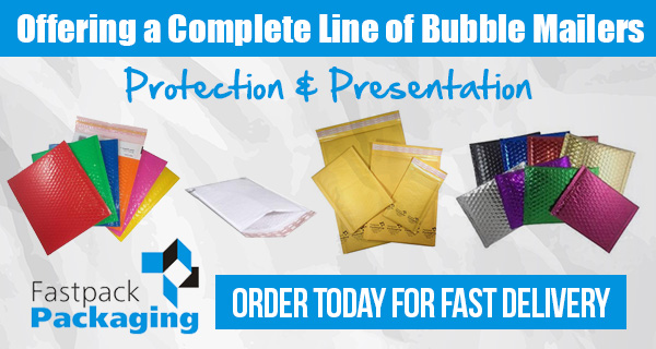 Bubble Mailers, Bubble Envelopes in Stock! Largest Selection!