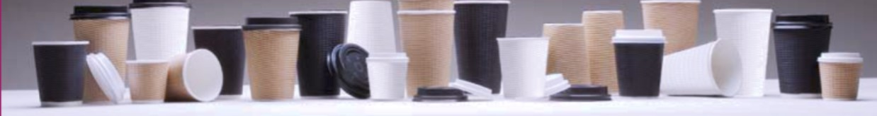 Coffee cups | Double wall | Single wall | Perfect Touch | Poly coated paper | Hot | Cold