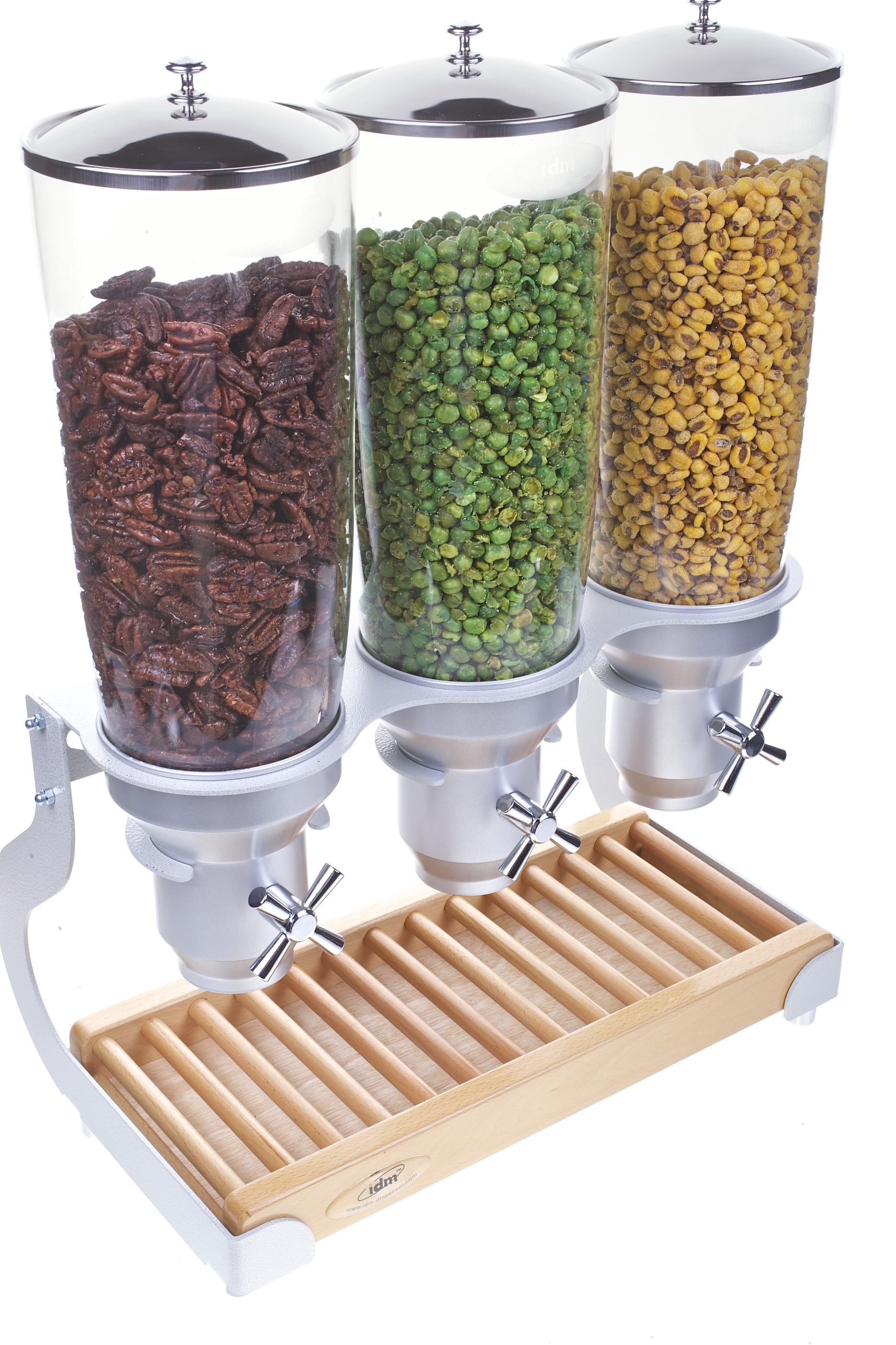 QEC offers a unique range of dry food dispensers for commercial, retail and private use.Utilizing high quality materials and exceptional designs - D30. Australian Distributor.