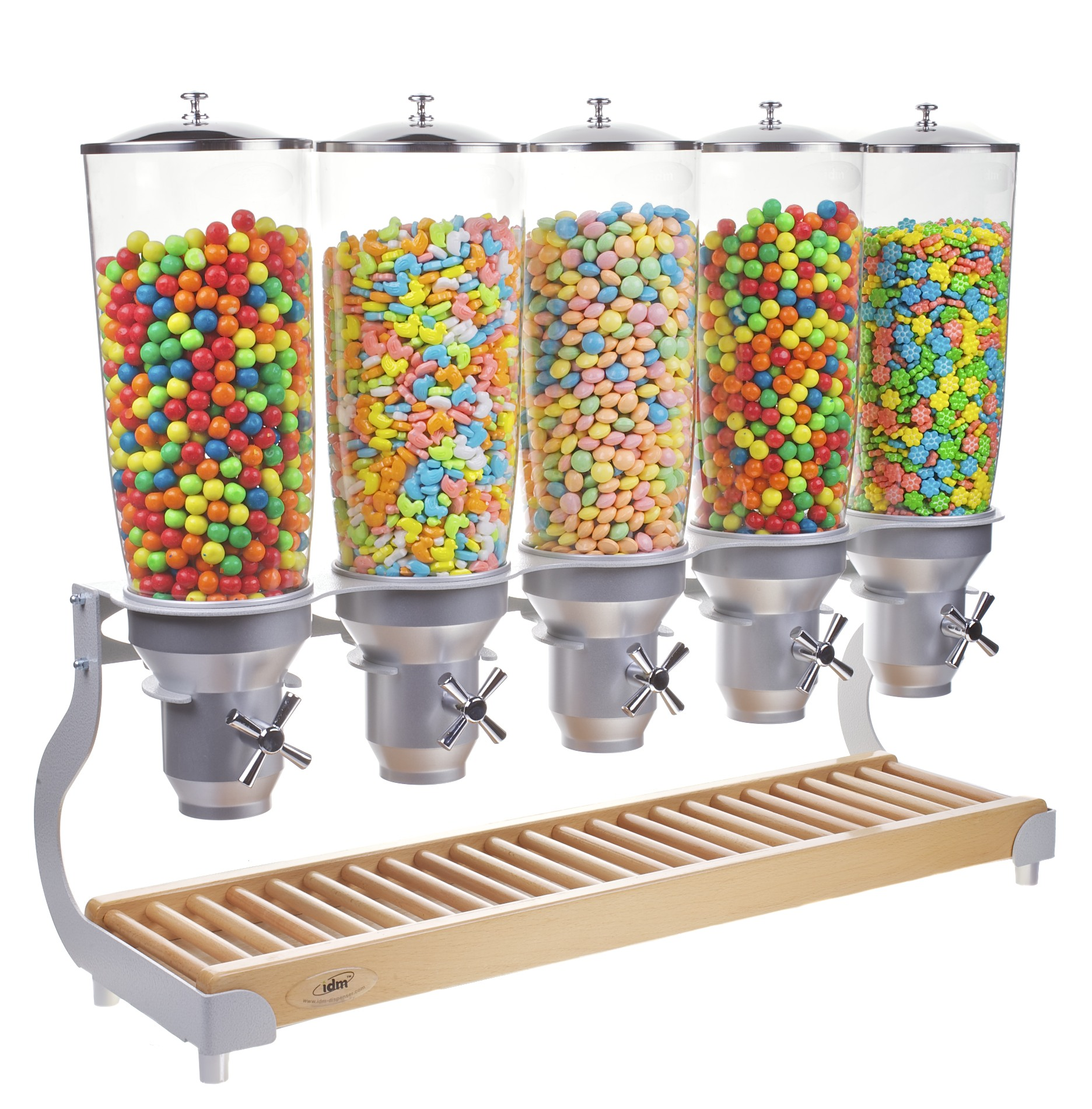 QEC offers a unique range of dry food dispensers for commercial, retail and private use.Utilizing high quality materials and exceptional designs - D50. Australian Distributor.