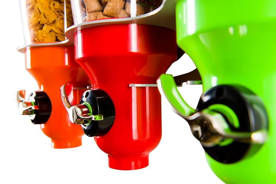 Dispenser | Free Flow | Idm | Australian and New Zealand distributors