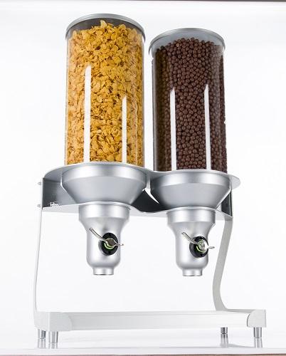 ACD40C-BL-FF | Free Flow | Spinning | Cereal | Dry Food | IDM | Dispenser