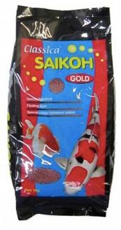 Saikoh Colour Goldfish & Koi Pellet Mini - 100gm