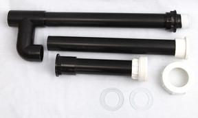 Aqua One MiniReef 160 Drain Pipe Set (53435-DS)