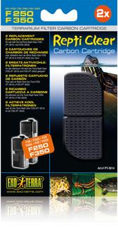 Exo Terra Repti-Clear F350 Internal Filter Carbon Cartridge (PT3614)