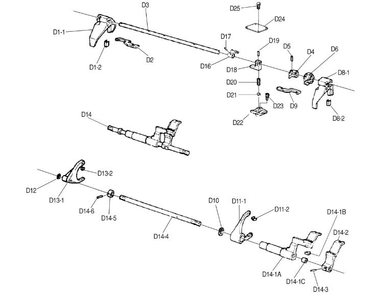 t56 transmission diagram