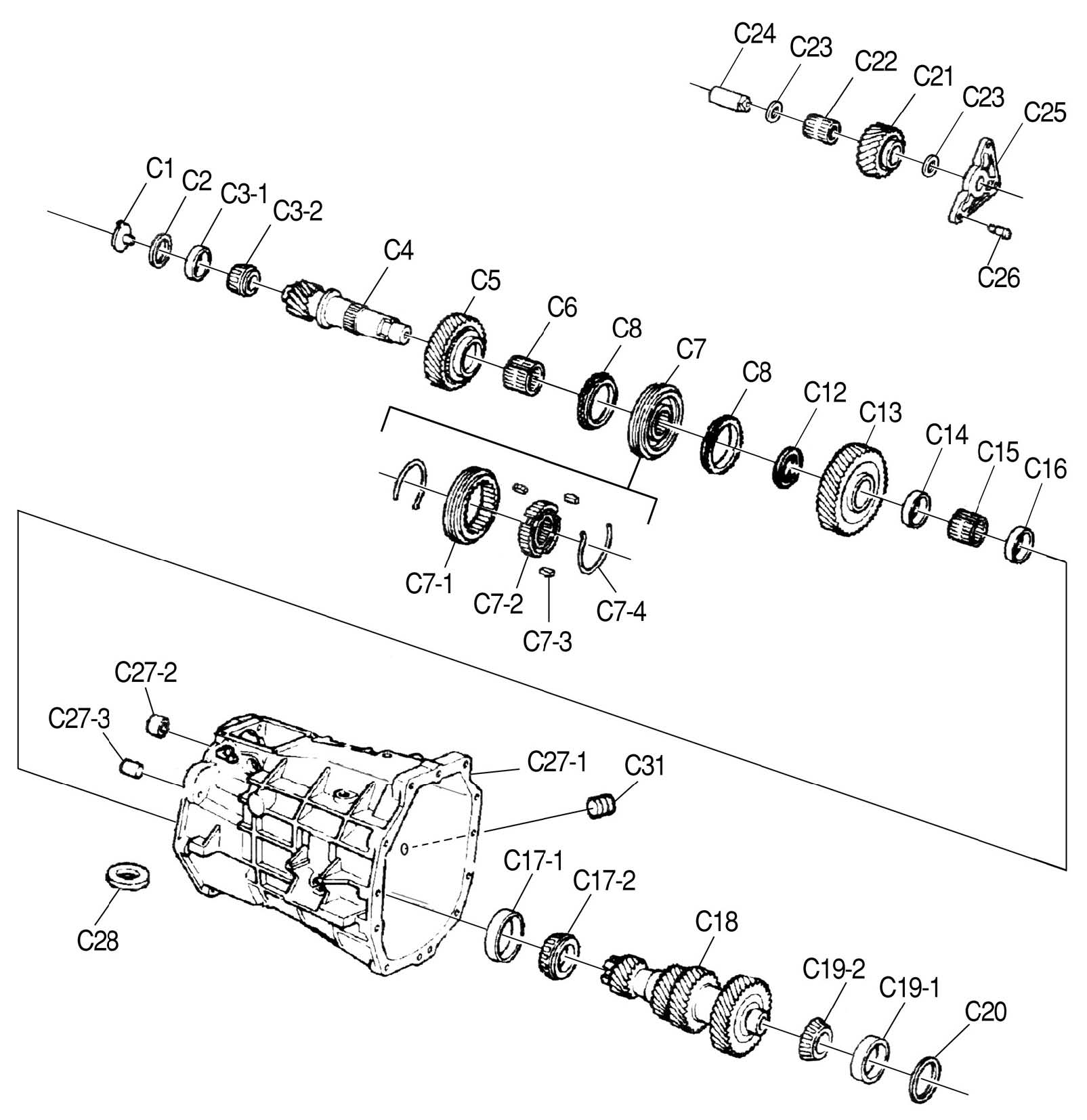 t56 manual transmission diagram  t56  free engine image
