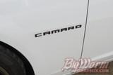 2010-2018 Camaro GEN5 Fender Emblems