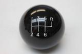 Camaro/Firebird 93-2002 6 speed Black Shifter Knob