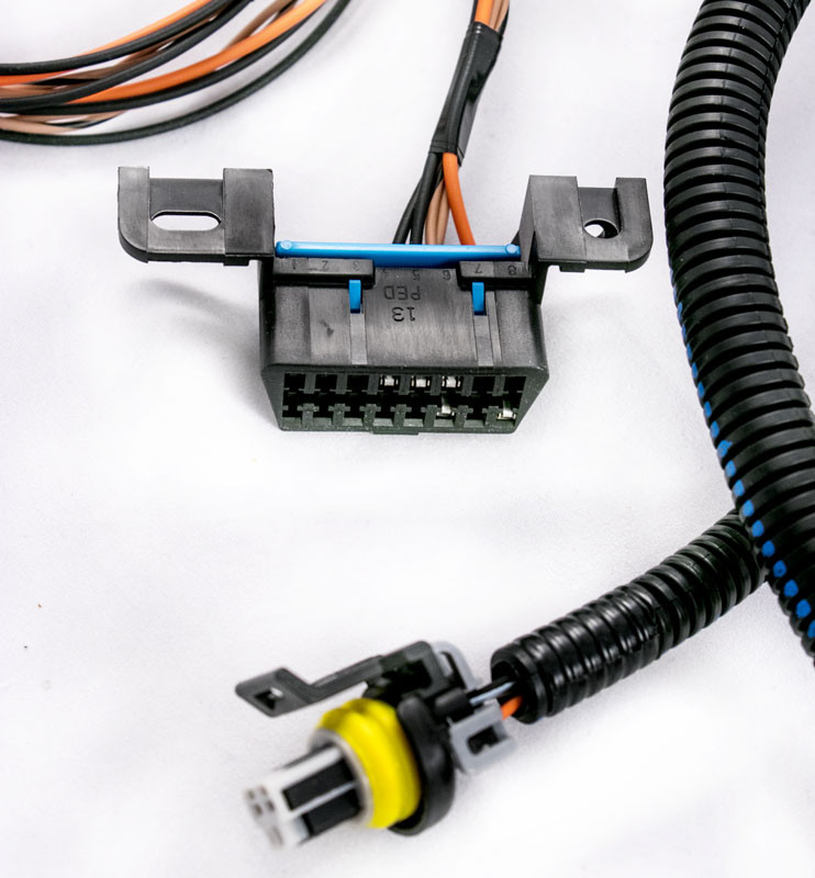 LSX Conversion Wiring Harness - Hawks Third Generation