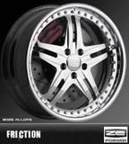 Boze, 82-2002 Camaro Firebird Friction Wheels