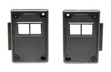 Trim, Camaro 82-92/ Firebird 82-89 Door Lock Switch Trim Panel, NEW Reproduction, Pair