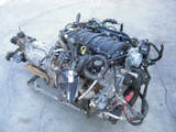 Engine w/ Transmission, 98-02 Camaro/Firebird LS1 Engine Assembly with Transmission Used