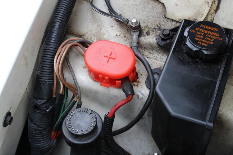 93 Fierbird Lt1 V8 Ignition Junction Block Box