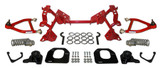 Spohn Tubular K-Member / A-Arms / Coil-Over Package - SBC/BBC/LT1/3.8L V-6 for Stock Style Steering, 82-92 Camaro/Firebird