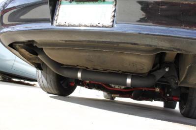 Hawks 82 02 Camaro Firebird Quot Sinister Quot Exhaust System 4