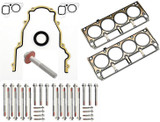 Heads/Cam Swap Bolt & Gasket Kit New GM, LS1/LS6