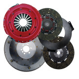 97-2015 LS1, LS2, LS3, LS6 RAM Clutches Force 10.5 Street Dual II Clutch Set, 1300+ ft/lbs of holding power