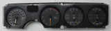 86-92 Firebird/Trans Am Instrument Gauge Cluster 120mph, USED