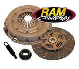 "Clutch Kit, Camaro/Firebird 83-84 OEM ""RAM CLUTCHES"" Replacement Clutch 2.8L 6 Cylinder 5 Speed-14 Spline"