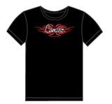 T-shirt, Camaro Men's Tribal, Black