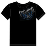 T-shirt, Camaro Men's Camaro Star, Black
