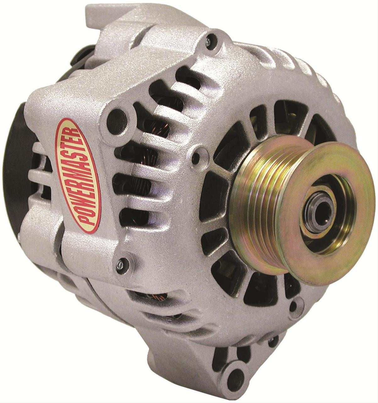Ls1 Engine Dry Weight: Powermaster Alternator, 1998-2002 Camaro Firebird 150 Amp