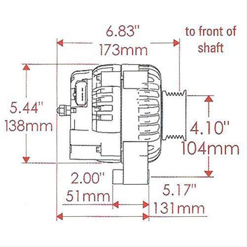 pwm 18206_sn_xl__34896.1474924376.1280.1280?c=2 powermaster alternator, 1998 2002 camaro firebird 150 amp high powermaster alternator wiring diagram at reclaimingppi.co