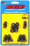 Oil Pan Bolt Kit, 82-92 Camaro/Firebird SBC, Hex Head, Black Oxide