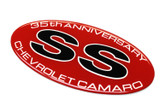 2002 Camaro 35th Anniversary Fender Emblem New GM
