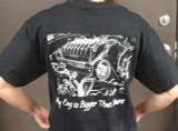 T-Shirt, Cog Drive